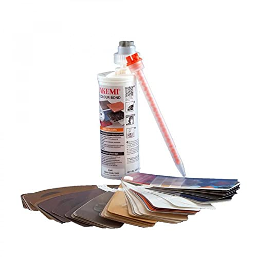 Colour Bond - Vorgefärbter Kleber - Akemi - 250 ml, 1120 weiß