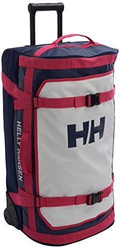 Helly Hansen Hh Duffel Trolley 35L - Maleta, color azul, talla STD