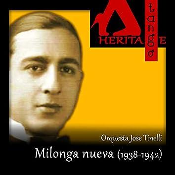 Milonga nueva (1938-1942)