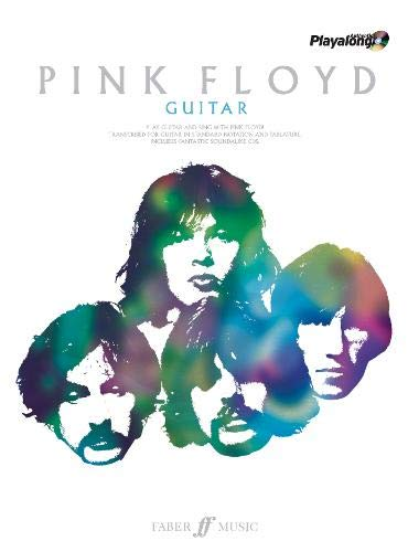 """""""Pink Floyd"""": Authentic Playalong Guitar + CD: Nine of Their Greatest Songs"""