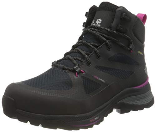 Jack Wolfskin Damskie buty trekkingowe Force Striker Texapore Mid W, Phantom Pink - 40 EU