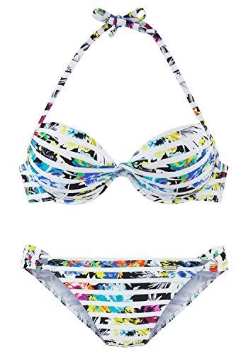 Sunseeker Damen Push-Up-Bikini
