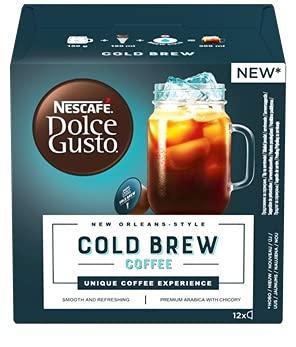 Nescafé Dolce Gusto Café Cold Brew, 12 Cápsulas
