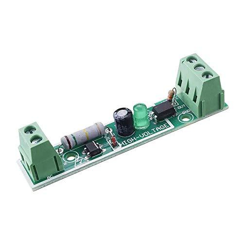 DollaTek AC 220V Mikrocontroller TTL Pegel Optokoppler Isolationsmodul scm Testkarte für SPS 1 Kanal