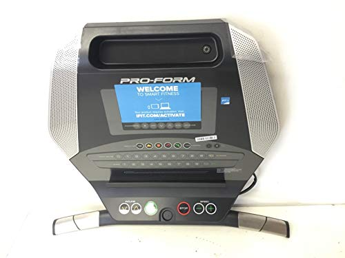 Icon Health & Fitness, Inc. Display Console Panel 385026 ETPF60916 385086 Works with Proform 505 CST Treadmill