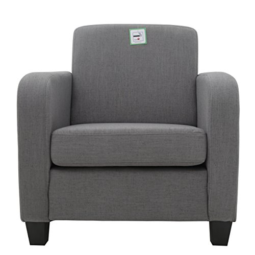 where to buy foxhunter linen fabric tub chair armchair dining living