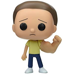 Funko Pop Morty Brazo Gigante (Rick & Morty 340) Funko Pop Rick & Morty