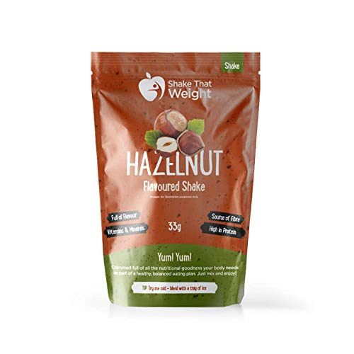 Shake That Weight 10x Diet Shakes - Hazelnut