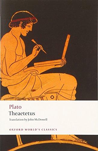 Theaetetus: Oxford World's Classics