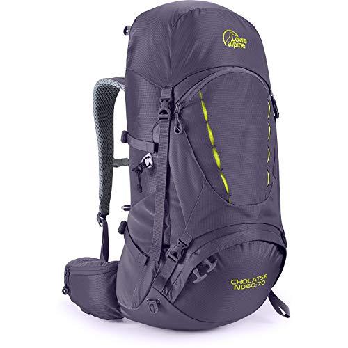 Lowe Alpine Cholatse ND 60:70 Hiking Backpack Aubergine