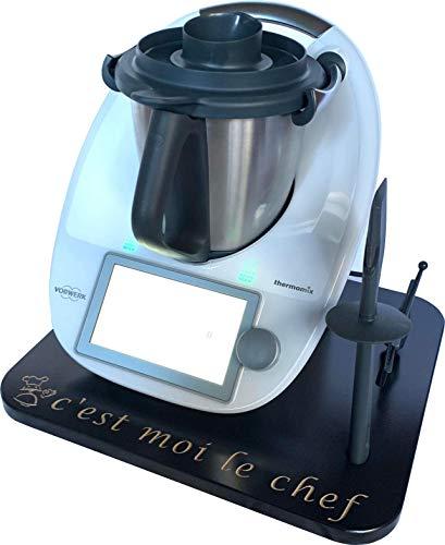 TM21 HG Verlag/® Lot de 5 brosses de Nettoyage pour Brosse de Nettoyage en 5 Couleurs id/éal pour Thermomix TM5 casseroles Mixtes TM6 TM31