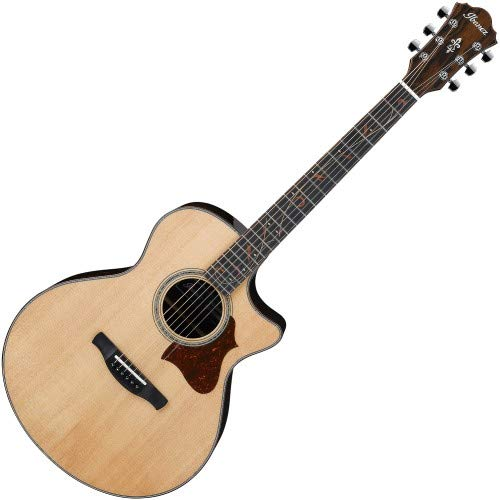 IBANEZ AEG Series Guitar 6 String - Transparent Blue Sunburst High Gloss (AEG8E-TBS)