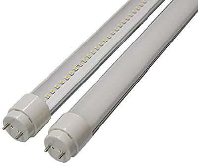 Goodlite G-20429 10-watt 2-Feet T8 T10 or T12 LED Tube 20W 17W Fluorescent Bulb Replacement