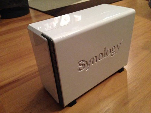 Synology DiskStation DS212J - Sistema NAS (4TB, 1,2GHz, 256MB, DDR2 RAM, 2X USB 2.0)