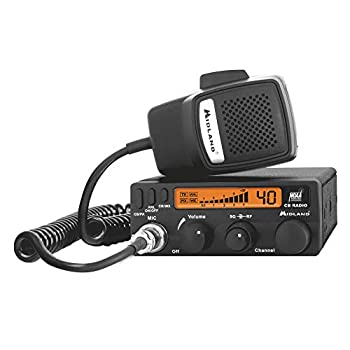 Midland 1001LWX 40 Channel Mobile CB with ANL