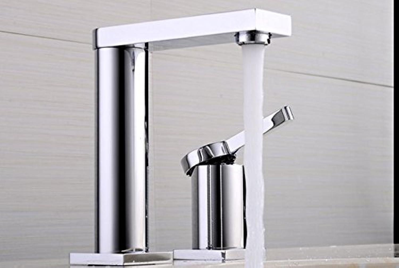 Mangeoo Alle Kupfer split Einzelzimmer Doppelzimmer loch Waschbecken Wasserhahn warmes und kaltes Waschbecken Waschbecken Wasserhahn