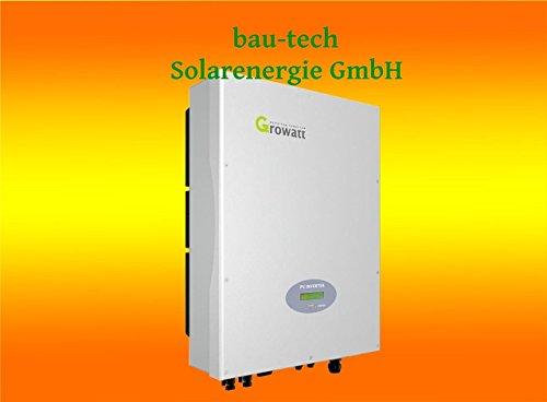 Growatt 6000UE Wechselrichter 3 Phasig mit WiFi Modul von bau-tech Solarenergie GmbH