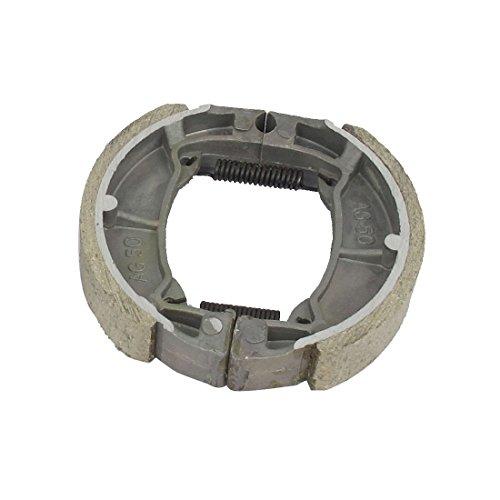 Sourcingmap® Grau Elektrofahrrad Bremsschuhe Polster Bremsbelag Trommel Bremsbelag für AG50 DE de