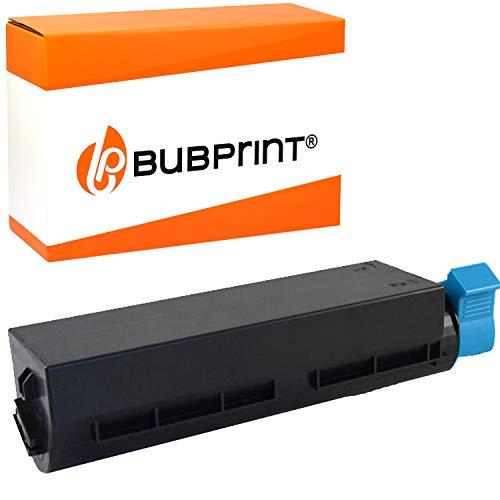 Bubprint Toner kompatibel für Oki 44574702 für B411 B411D B411DN B 431 DN B431DN B431 B431D MB 461 MB461 471 MB471 MB471W MB491 3000 Seiten Schwarz