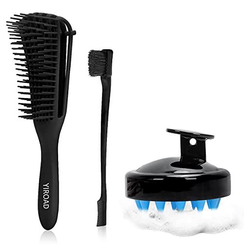 Detangling Hairbrush For Natural...