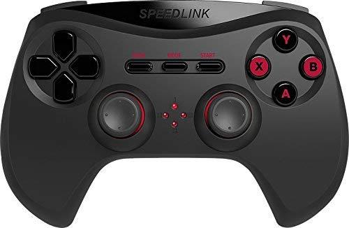 Speedlink STRIKE NX Gamepad Wireless - Gaming Controller Kabellos für PC (Generalüberholt)