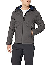 Outdoor Research Men's Refuge Hooded Jacket, Black, Small
