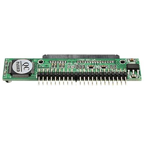 Tutoy 2.5 Pollici Serial SATA HDD A 44 Pin Convertitore Adattatore IDE Maschio per Notebook Portatile