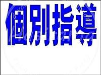「個別指導 (紺)」 ティンメタルサインクリエイティブ産業クラブレトロヴィンテージ金属壁装飾理髪店コーヒーショップ産業スタイル装飾誕生日ギフト