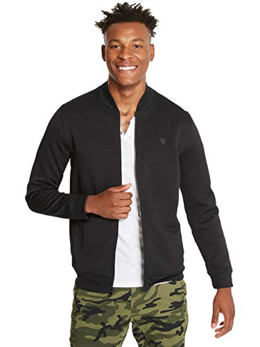 GUESS Factory Mastro Quilted Bomber Jacket