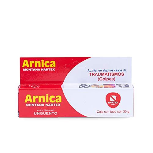 Pomada Antiinflamatoria  marca ARNICA MONTANA NÁRTEX