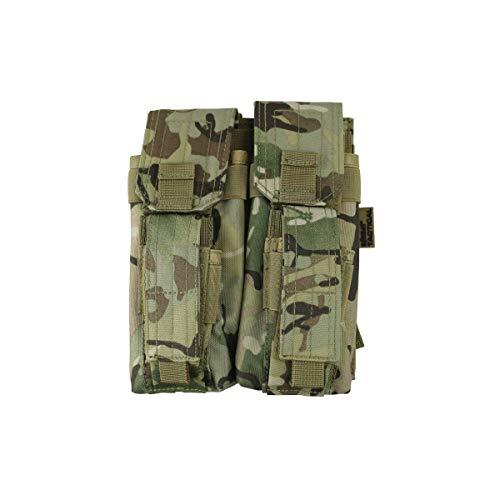 Kombat Tactical Porte Chargeur Double Arme Longue Et Arme De Poing - Btp