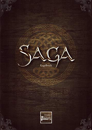 Saga Grundregelwerk (DE) 3. Auflage Gripping Beast Studio Tomahawk