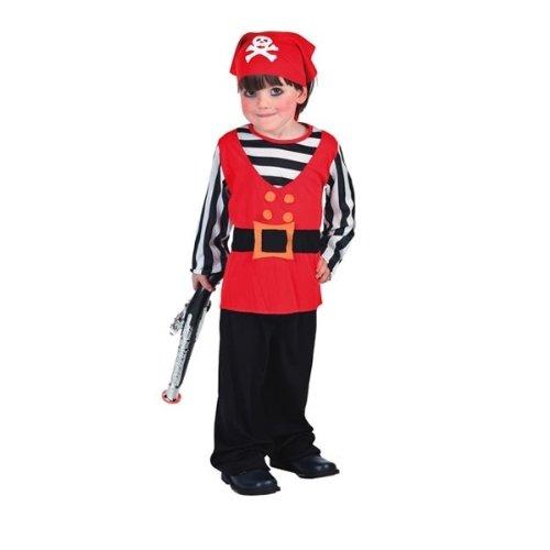 fyasa 705968-t00 baby piratenkostuum, klein
