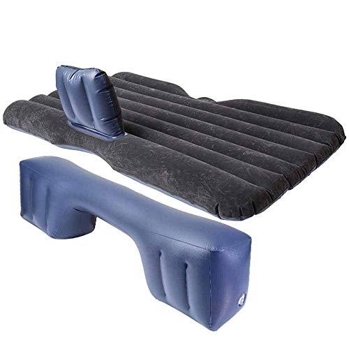 ZFFSC Cama Inflable Cojín de Aire de Viaje al Aire Libre doméstico, sofá móvil Dividido, Almohadilla para Dormir Inflable del Coche, Cama Inflable de Tela cómoda. Cama Inflable