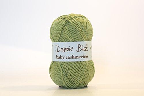 Debbie Bliss bebé Cashmerino–Ovillo de mano de 50G Apple (002)