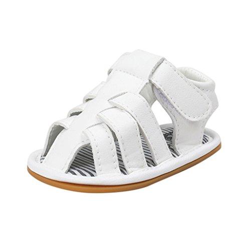 por 3-18 Meses, Auxma El niño de Las Sandalias de los Muchachos del bebé friega los Primeros Caminante Calza los Zapatos