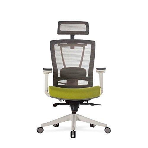 Autonomous ErgoChair - Premium Ergonomic Office Chair - Green