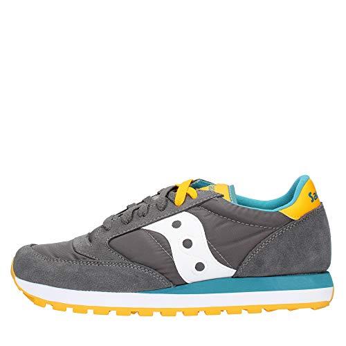 Saucony Sneakers Jazz Original in Camoscio e Nylon 8