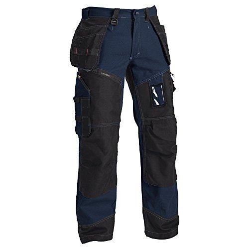 Blåkläder Workwear 67-15001370 1 paio di pantaloni da lavoro'X1500', Blu, 67-15001370-8899-C44