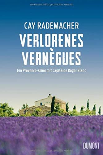 Buchseite und Rezensionen zu 'Verlorenes Vernègues' von Rademacher, Cay
