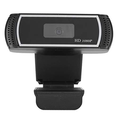 Nannday 5MP Plastic Video Recording Web Camera, Camera, Clear Desktops for Laptops
