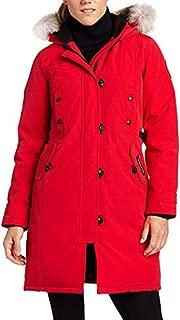 Canada Women's Kensington Parka Coat Goose Feather Down Jacket