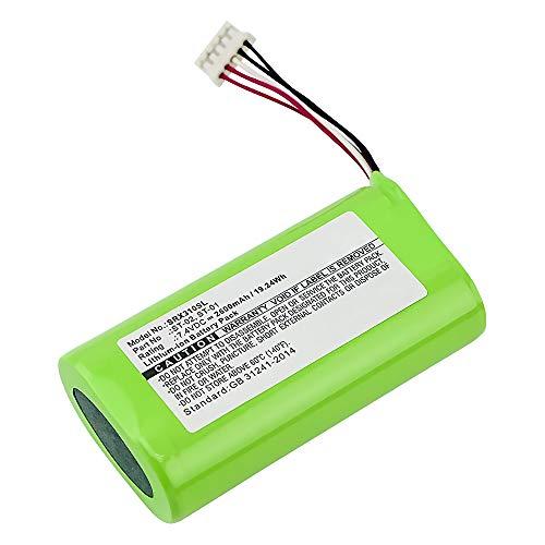 CELLONIC® Batería Premium Compatible con Sony SRS-X3 SRS-XB2 SRS-XB20, ST-01 2600mAh Pila Repuesto bateria