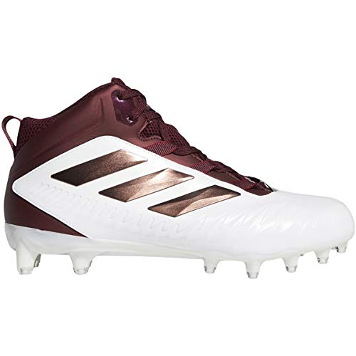 adidas Nasty Torsion 20 Cleat - Men's Football White/Team...