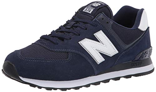 New Balance 574 Core Plus Pack, Basket Homme, Bleu (Eclipse), 44 EU