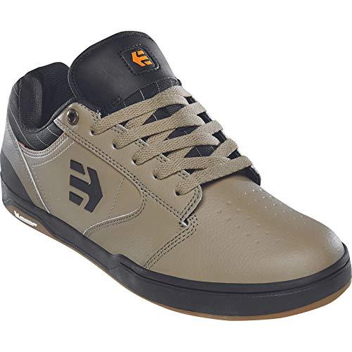 Etnies Camber Crank, Zapatos de Skate Hombre, Bronceado Negro, 44 EU