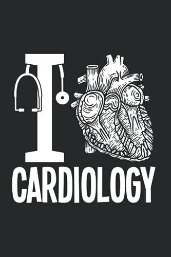 Kalender 2022: Liebe Kardiologie Herzchirurgie Medizinischer Kardiologe Terminkalender DIN A5 Organizer mit 120 Seiten | Notizbuch Terminplaner Wochenkalender Jahresplaner