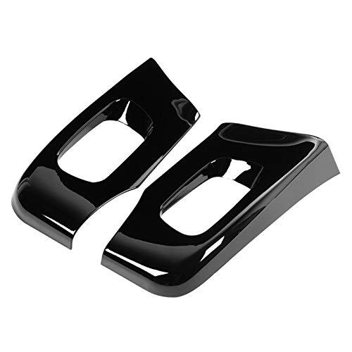 Tomanbery Professionnel 2Pcs Auto Accessoires Siège Side Frame Pratique pour Votre véhicule