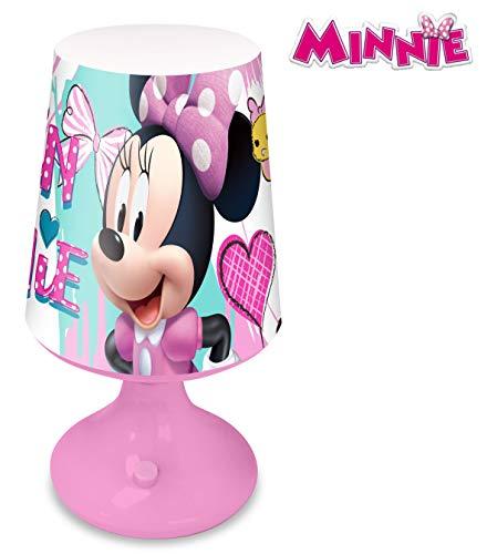 Disney- Minnie Lampe De Bureau, WD19718