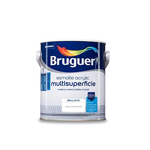 Bruguer Esm acrilico BR bianco Permanen Bruguer 2.5L